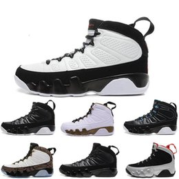 Wholesale 2016 high quality air retro IX Basketball Shoes mans air Sport Shoes Barons The Spirit doernbecher cool grey Basketball Shoes Eur