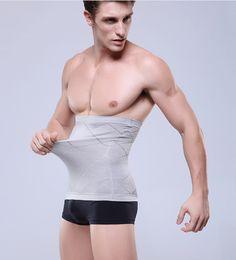 Traning Hot Shapers Men corset belt Belly men shapewear fat slim belt corset Support Girdle Slim waist trimmer Burn Fat Underwear