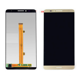For Huawei mate 7 LCD Screen Digitizer Assembly with High quality AAA for repalcement or repair parts