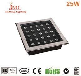 36W LED COB underground light 1pcs lot IP68 36W COB Diameter 150mm 110-250VAC outdoor lighting aluminum material underground lamp