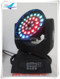 best selling 36x10w 4in1 zoom moving head wash led for stage lighting