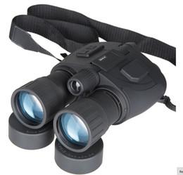 DHL Free Shipping Super Generation 1+ Full darkness 5X50 Night Scout Infrared Night Vision Binoculars Telescope