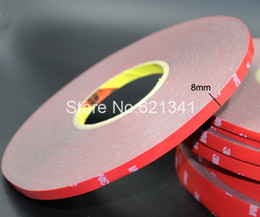 Wholesale M Automotive Tape For Auto Truck Car Acrylic Foam Tape Double Side Double Sided Adhesive Tape mmx33m