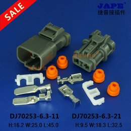 Wholesale DJ70253 waterproof automotive wiring harness car plug connector