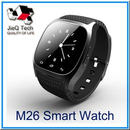 Smart Watch M26 U WatchWrist Watch For iPhone 6 6S Android Phone Smartwatch for Men With Retail Box VS U8 smartwatch