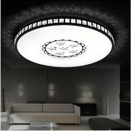 Nuevo diseño de la superficie ultra-delgado montado luz de techo moderna dirigida por niños Cocina Habitación accesorios de la decoración del hogar de la lámpara de estar desde montaje en el techo accesorios de iluminación fabricantes