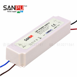 NEW Plas IP67 with CE 12V 24V 20w 35w 60w 75w 100W full WATERPROOF LED switch POWER SUPPLY Transformer,use for led s,SANPU