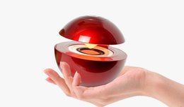 Wholesale Shing Red Surround Stereo Speaker Best BT Touch Control Mini Bluetooth Speaker Hands free Speaker