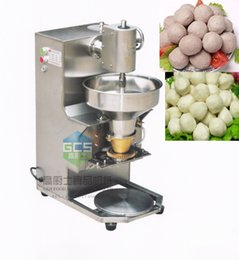 Wholesale 110v v Meat Ball Forming Machine Stainless steel Fish Ball Maker