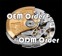 Wholesale OEM Order Super Clone Mens Womens Ladies Gents Automatic Watch Phase Moon Chronograph Super Power reserve Tourbillon