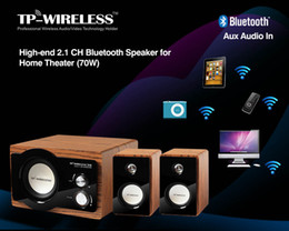 Wholesale Bluetooth Speaker TP WSD15 Wireless High end Channel Bluetooth Speaker for Home Theater System piece