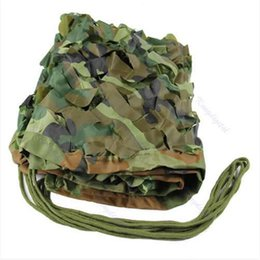 Wholesale Woodland Leaves Camouflage Camo Net For Hunting Camping Military Photography