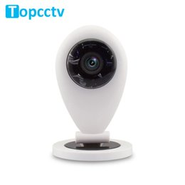 Wholesale P WiFi Camera IP MP P2P Home Security System Two Way Audio Baby Monitors Wireless IP cam