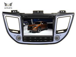 Wholesale 4UI intereface combined in one system CAR DVD PLAYER FOR HYUNDAI TUSCON IX35 steering wheel control gps navi TV BT radio FREE MAP