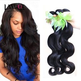 Brazilian Virgin Hair Body Wave 3 Bundles Cheap Peruvian Malaysian Indian Cambodian Mongolian Remy Human Hair Weave Natural Black Extensions
