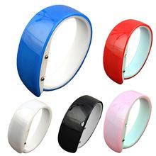 Wholesale Products recommended Anime dolphin shape LED sport brocelet watch LED bracelet watch new lady LED watch new arrival