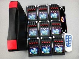 Promotion les types d'incendie 2016 Nouveaux produits 36 Fireworks Chaîne système Firing Radio Type feu de taille Boîtier étanche à distance de fil électronique