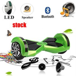2 wheels scooter hoverboard bluetooth 8 Inch Hoverboards Self Balancing Scooters Smart hoverboard Electric Bluetooth Speaker Skateboard
