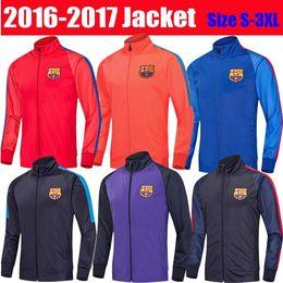 Wholesale best thai quality Barcelona Men jerseys barclona jacket football shirt