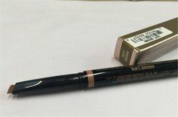 Wholesale Anastas Brow Definer Eyebrow Pencil Beverly Hills Brow Enhancers Double Machetes free Automatic