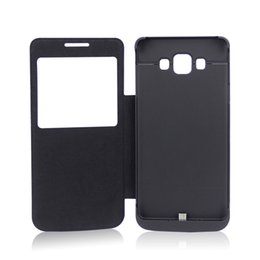 Wholesale Nouveau mA batterie de capacité de la batterie powerbank carte batterie externe spécial pour Samsung Galaxy A7 en gros