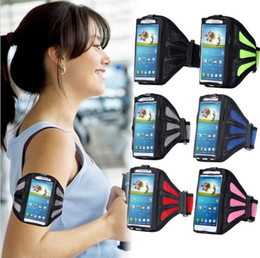 Waterproof Sport Arm Band Case For Samsung Galaxy S4 S5 S6 Edge S7 Arm Phone Bag Running Accessory Band Gym Pounch Belt Cover