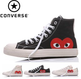 Wholesale 2016 Original Chuck Taylor Shoes For Men Women Running Sneakers Low High Top Skate Big Eye Fashion Casual