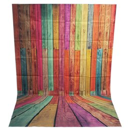 Wholesale Best Price x5ft Photography Backdrops Photo Wood Wall Floor Background Studio Props x m