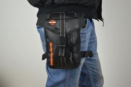 Wholesale HARLEY bag racing riding pack bags shoulder bag KTM Motocross Messenger chest and leg bag HARLEY Knight Tool