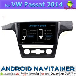 Big Screen Car Stereo Player VW Passat Android Car Dvd Glonass GPS Navigation RDS Radio OBD Tv Wifi Sd