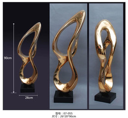 Wholesale famous sculpture in europe large antique wind sculpture metal sculpture stands modern home decor floor sculpture
