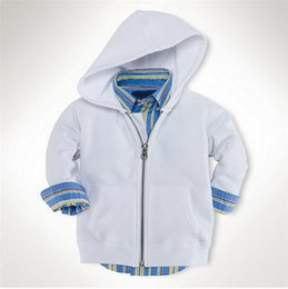 Wholesale Cheap Hoodies Cardigans - Cheap Cute Boys Hoodies Winter Warm Kids Sweatshirts with 100% Cotton Zipper Cardigan Solid with Multi Colors for Children A002