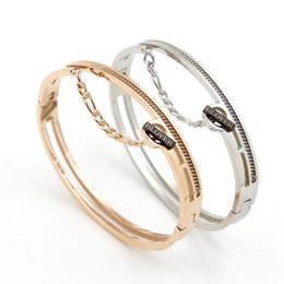 new Design Jewelry hollow out Bracelet Gold color Bangle Bracelet For Women Cuff Bracelets Bangles fashion jewelry