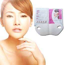 Wholesale 10Pcs Female Beauty Skin Care Lifting Up Slim V Shape Face Mask Anti Aging Moisturzing Best Product For Face Lift Up