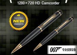 Wholesale Good quality Full HD P Camera Corn Pen Security Hidden Spy Surveillance Camera Camcorder DVR DV USB Fash Drive PC webcam