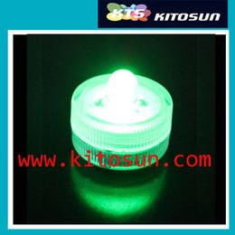 Wholesale Modern Design colors Submersible Single LED Floralite Waterproof LED Accent Light with On off Switch for Decor