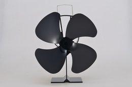 Wholesale Fireplaces Heat Powered Stove Fan Ecofan TM800C