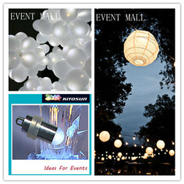 Hot Sales 100pcs Lot Battery Operated Waterproof Single LED Mini Party Decorations Balloon Light for Birthday Parties