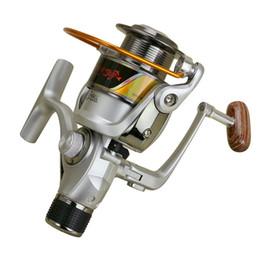 2016 new Hot Fishing Reels Back Brake Wheel ECR Seris Metal Rocker Arm 12 Bearing 2000-7000 Spinning Reels