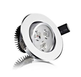 Dimmable CREE 3W 5W 7W 9W 12W 15W LED Downlight Warm White Cold White LED Recessed Ceiling Spot Light with LED Driver AC85-265V