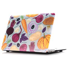 "Ultrathin Colored Drawing Laptop Shell Matte Hard Case Cover For Macbook 11"" 13"" 15 inch Macbook Air Pro Retina"