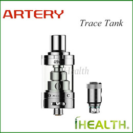 Wholesale Artery Trace Tank ml Capacity Top Refilling Tank Compatible with APC RBA Coil Original fit for Nugget V2 Mod