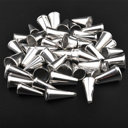 Wholesale Decorating mouth bakeware sets exquisite seamless Piping mouth tip sets Affordable stainless steel Cake Decorating Tools