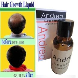 Wholesale Andrea Hair Growth Essence Professional Salon Hairstyles Keratin Hair Care Styling Products Anti Hair Loss dense sunburst hair