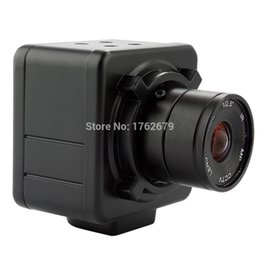 Wholesale YUY2 and MJPEG VGA P OV7725 cmos mm manual focus lens Digital Video usb industrial camera for automatic vending machine