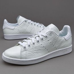 Wholesale Stan Smith Meet Ultraviolet Rays Turn To Green Running Casual Shoes AA Best Quality Version Size US