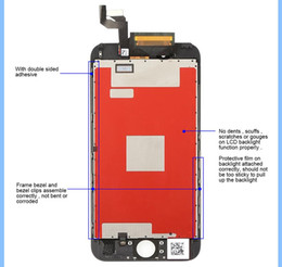 Wholesale 2016 Best Quality Repair Parts Mobile Phone Display For iPhone C S s Lcd Display Touch Screen Digitizer Full Assembly