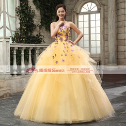 light orange purple star flowers pearl beading ball gown medieval dress princess Medieval Renaissance Gown queen cosplay Victoria dress