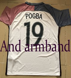 Wholesale AAA summer men s top quality football European Cup Men s football the best quality campaign T shirt free delivery