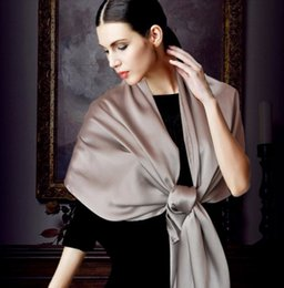 Wholesale Cheap Pashmina Scarves Shawls - Free shipping 100% Silk High Quality Scarf Fashion shawl Head Wrap Cheap Price Hot Sale New Design Scarves Shawls Wholesale Retail